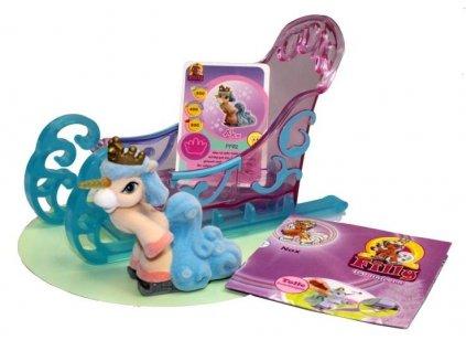 Filly Ice Unicorn - Alex na bruslích a Saně
