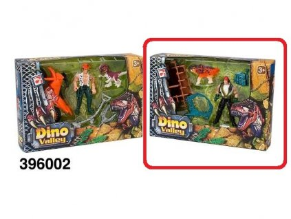 Hrací set Dinosaurus mláďátko (DINO Valley)