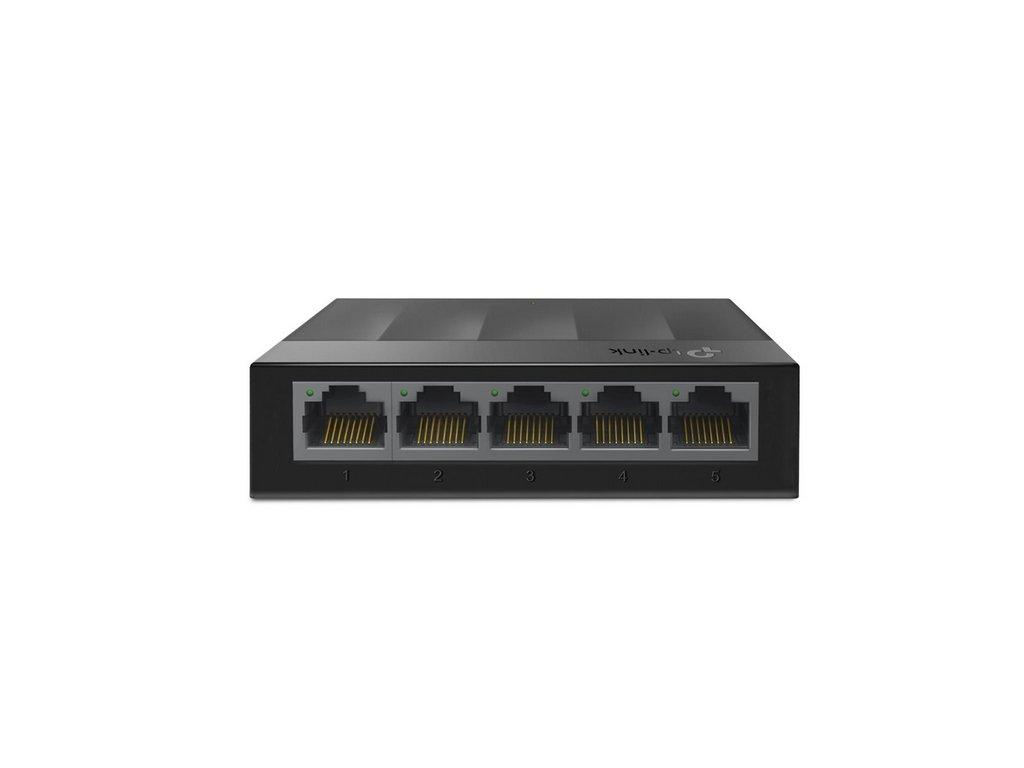 Switch TP-Link LS1005G - Lite Wave 5-Portový gigabitový stolní switch
