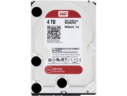 western digital 4tb wd red sata 1001306