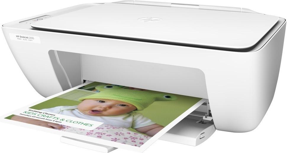 Jak vyměnit náplň do tiskárny HP DeskJet 2130 - Video