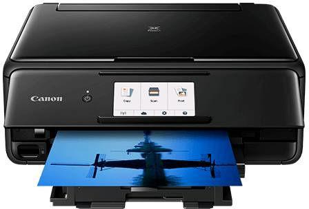 Jak vyměnit náplň do tiskárny Canon Pixma TS8252?