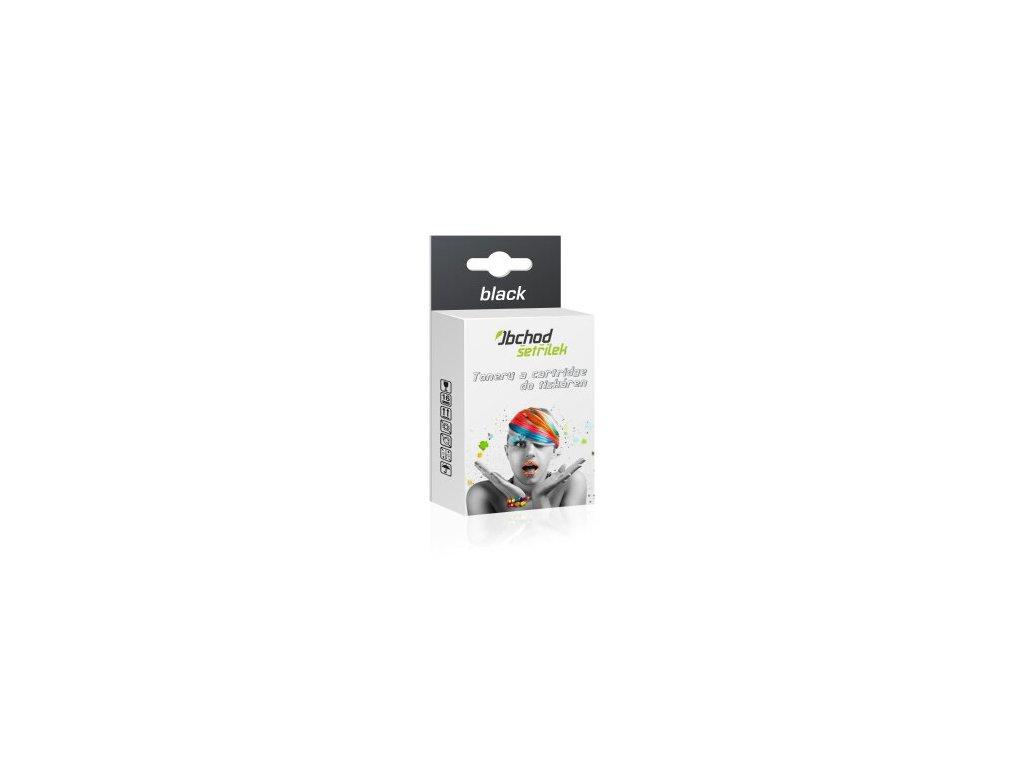 Náplň do tiskárny HP CZ109AE, černá (HP 655) - kompatibilní (neoriginální kazeta)