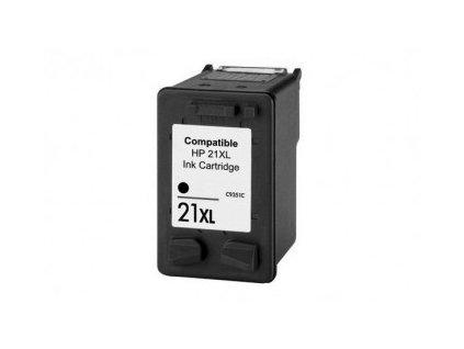 HP C9351CE, černá (HP 21 XL) - kompatibilní
