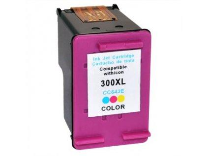 HP CC644EE, barevná (HP 300 XL) - kompatibilní