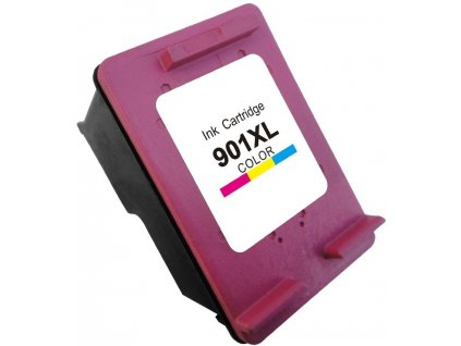 HP CC656AE, barevná (HP 901 XL) - kompatibilní