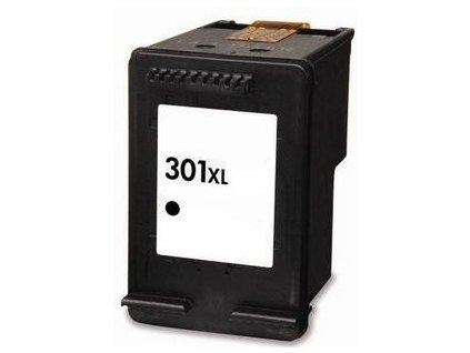 HP CH563EE, černá (HP 301 XL) - kompatibilní