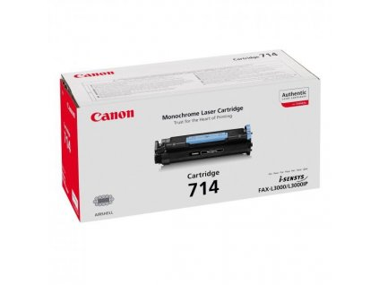 CANON CRG-714, černý, 1153B002 - originální toner