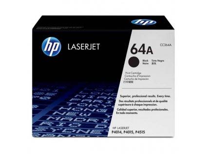 HP CC364XD, černý (HP 64X) - originální toner (Dvojbalení)