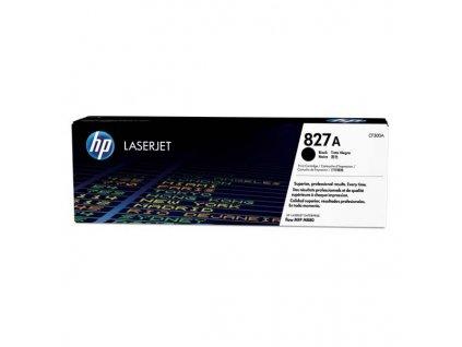 HP CF300A, černý (HP 827A) - originální toner