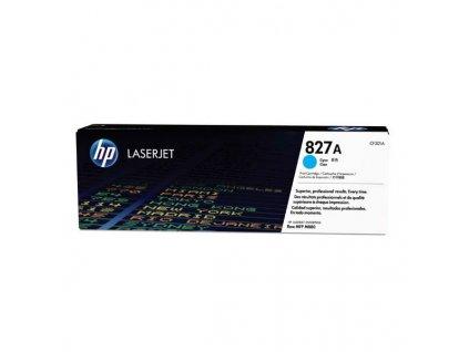 HP CF301A, Azurový (HP 827A) - originální toner