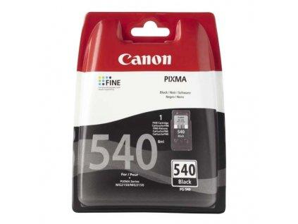 Náplň do tiskárny Canon PG-540, černá (5225B005) - originální kazeta