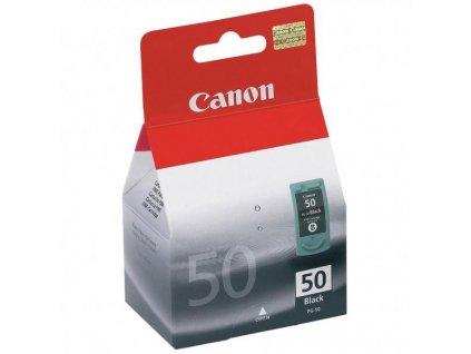 Náplň do tiskárny Canon PG-50, černá (0616B001) - originální kazeta