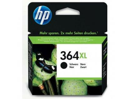 Náplň do tiskárny HP CN684EE, černá (HP 364XL) - originální kazeta