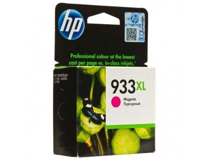 Náplň do tiskárny HP CN055AE, Purpurová (HP 933XL) - originální kazeta