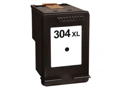 Náplň do tiskárny HP N9K08AE, černá (HP 304XL) - kompatibilní (neoriginální kazeta)