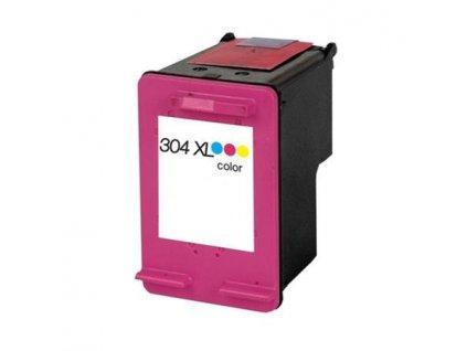 HP N9K07AE, barevná (HP 304 XL) - kompatibilní