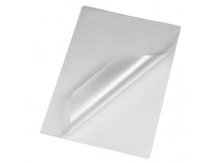 6590 folie laminovaci 54 x 86mm 125mic transparentni stadardni laminovaci kaps 100ks