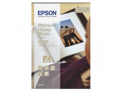 7070 epson premium glossy photo paper foto papir leskly bily stylus color photo pro 10x15cm 255 g m2 40 ks c13s042153