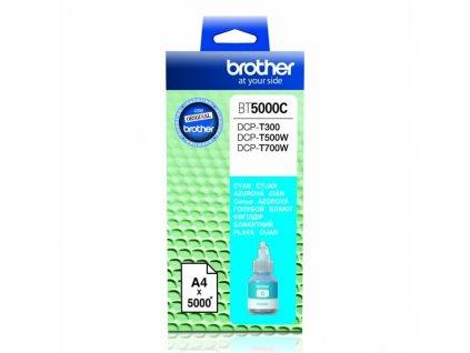 7130 brother bt 5000 c azurovy 5000 stran originalni inkoustova napln