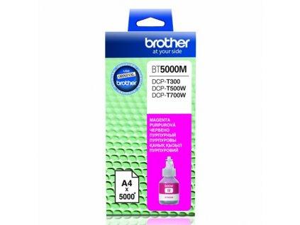7133 brother bt 5000 m purpurova 5000 stran originalni inkoustova napln