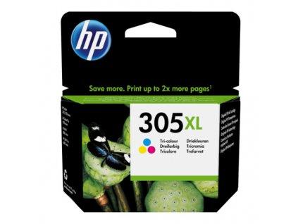 HP 3YM63AE, Barevná (HP 305 XL) - originální kazeta