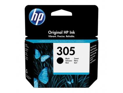 HP 3YM61AE, černá (HP 305) - originální kazeta