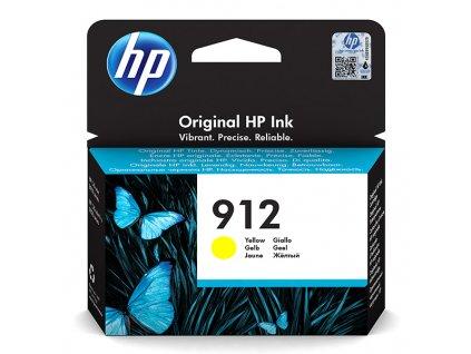 HP 912, žlutá (HP 3YL79AE) - originál