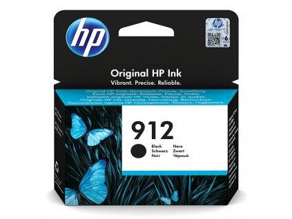HP 912, černá (HP 3YL80AE) - originál