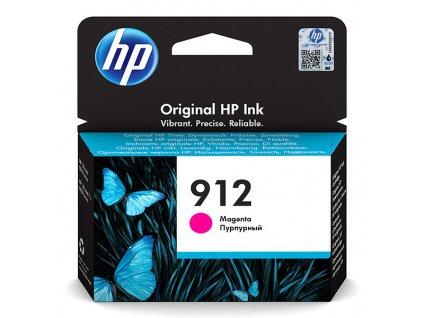 HP 912, purpurová (HP 3YL78AE) - originál
