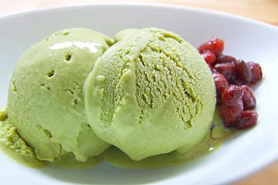 Matcha zmrzlina