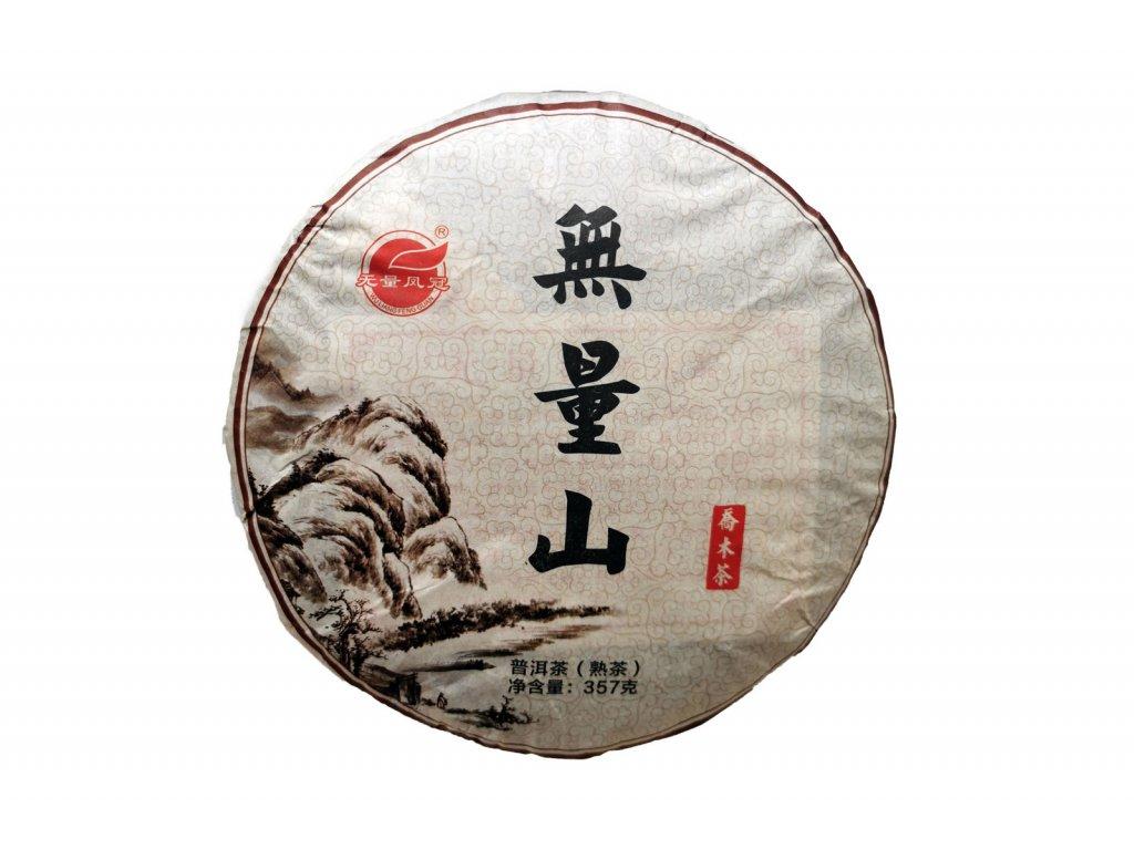 2006 Wu Liang Shan Shu Puerh Beeng Cha 357g