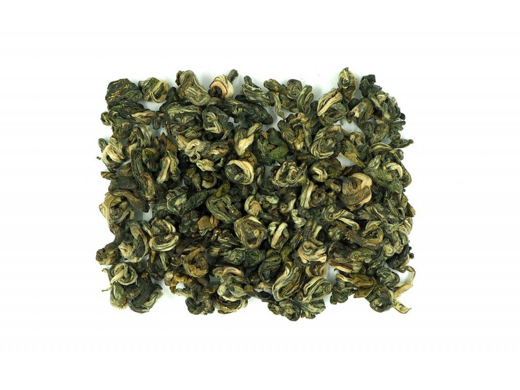 Fujian Lu Luo AA - Zelené spirálky