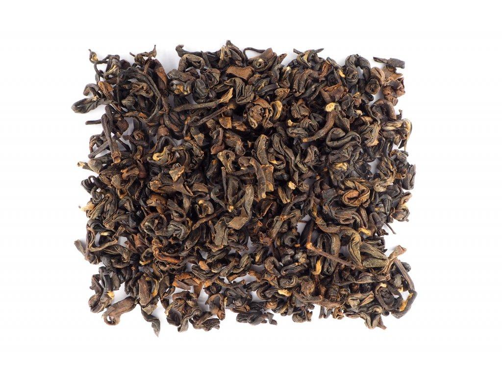 Yunnan Lincang Muscatel Superior Black Tea (bio)