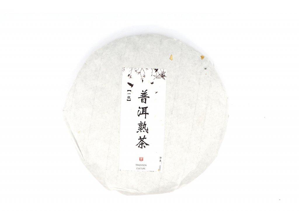 2020 Yunnan Simao Special Grade Shu Puerh Beeng Cha 100g