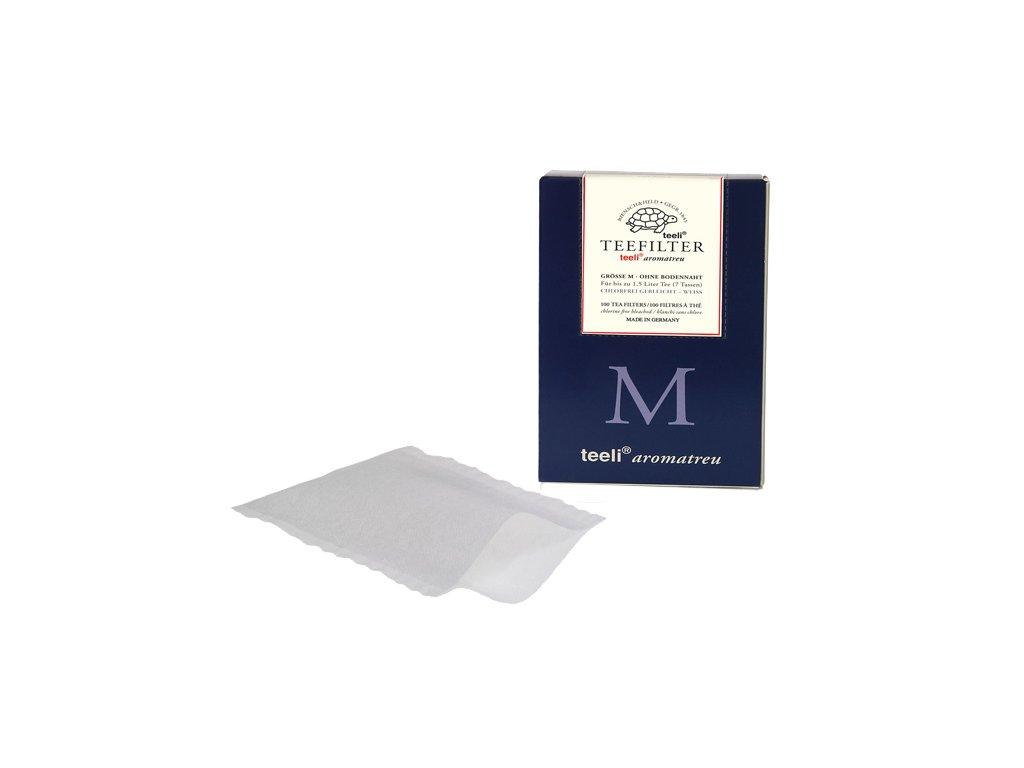 Čajové filtry Teeli M