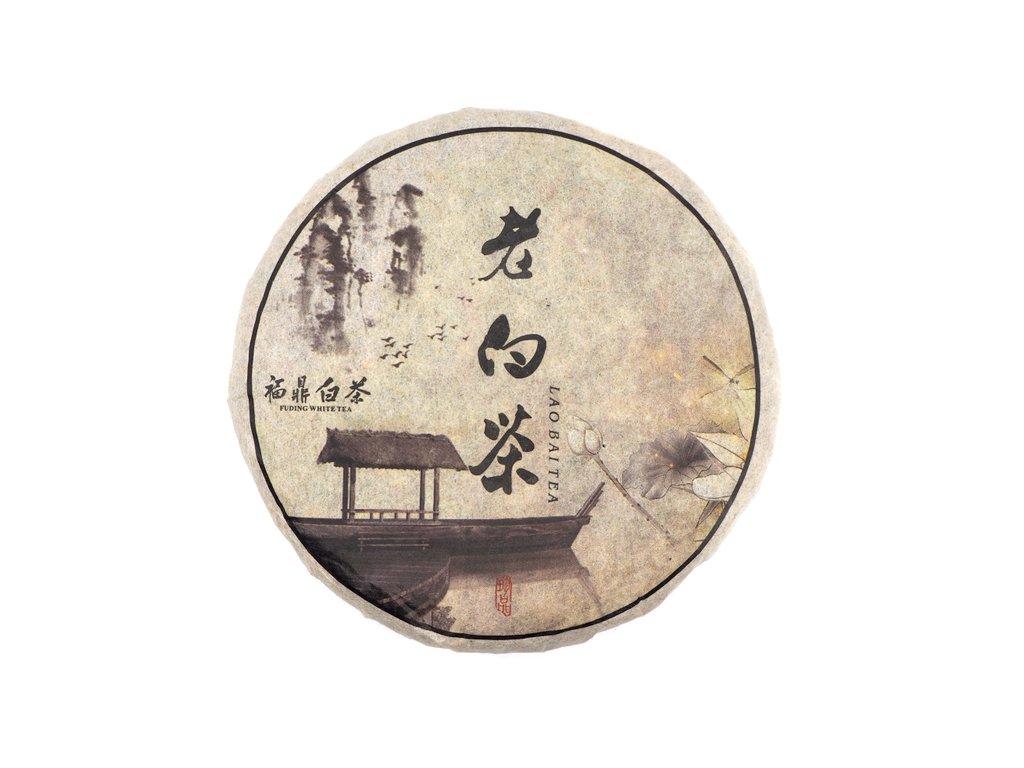 2009 Fu Ding Lao Bai Beeng Cha 100g