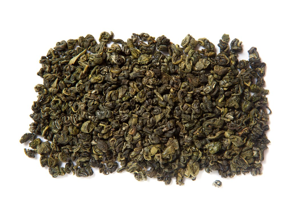 Zhu Cha Gunpowder - Perlový čaj (Střelný prach)