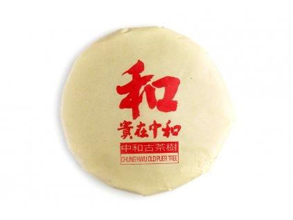 2009 Gu Shu Chung Hwu Sheng Puerh Beeng Cha