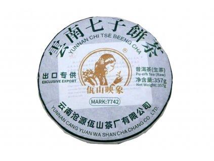 Yunnan Yi Pin Tang Sheng Puerh Beeng Cha 357g