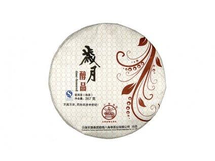 2014 Sui Yue Chun Shu Puerh Beeng Cha 357g