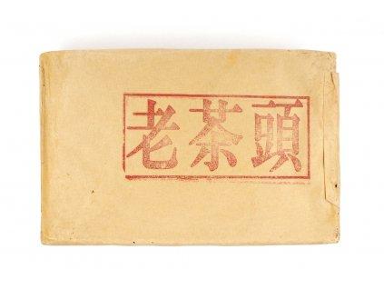 2012 Wu Liang Shan Cha Tou Zhuan Cha 250g