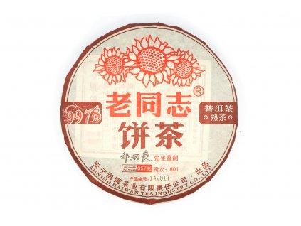2008 Haiwan 9978 Lao Tong Zhi Shu Perh Beeng Cha 357g