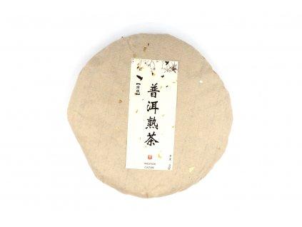 2020 Yunnan Simao Tippy Shu Puerh Beeng Cha 100g