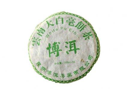 2010 Bai Mu Dan Beeng Cha - Bílý Puerh