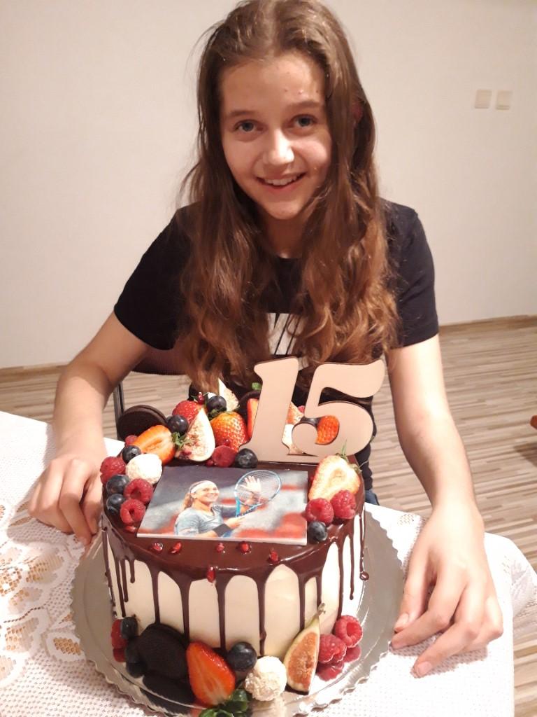 Miriam Krajčíková - jedlý obrázok