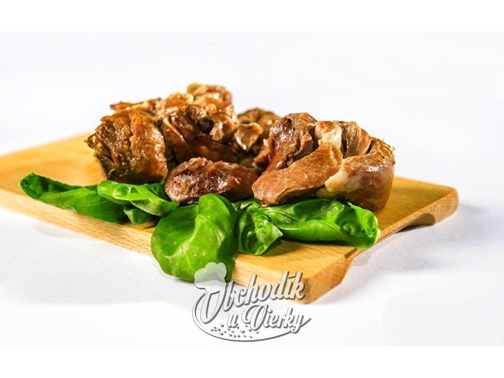 Mäso vo vlastnej šťave