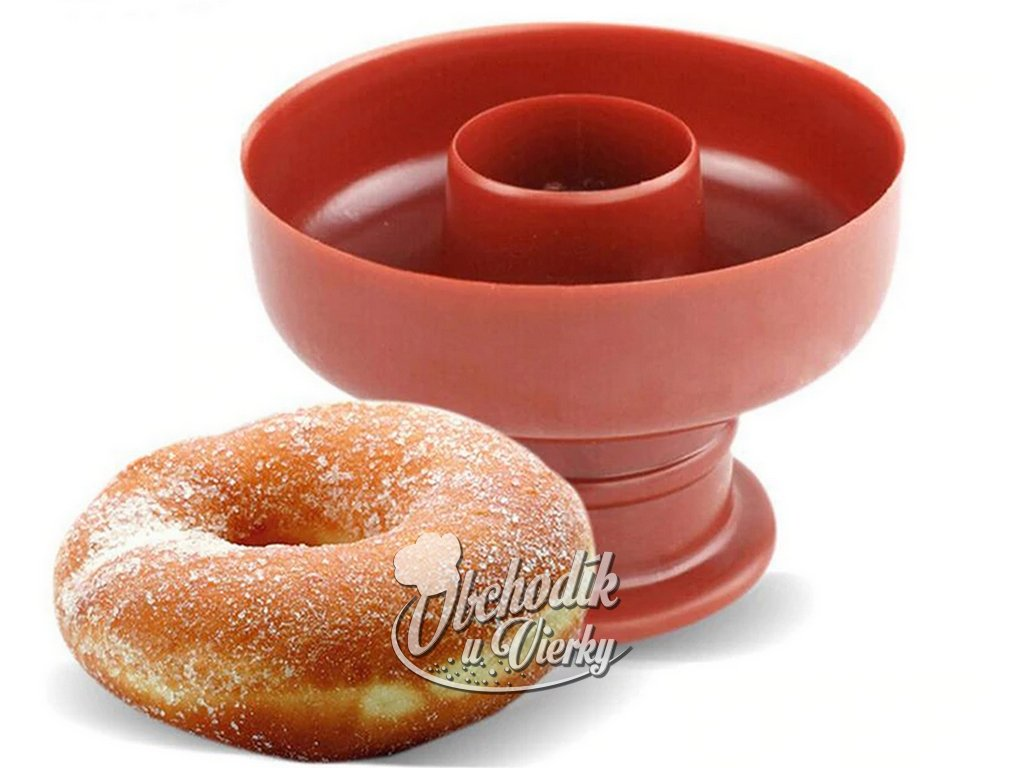Vykrajovač na šišky (donuty) s dierkou 3