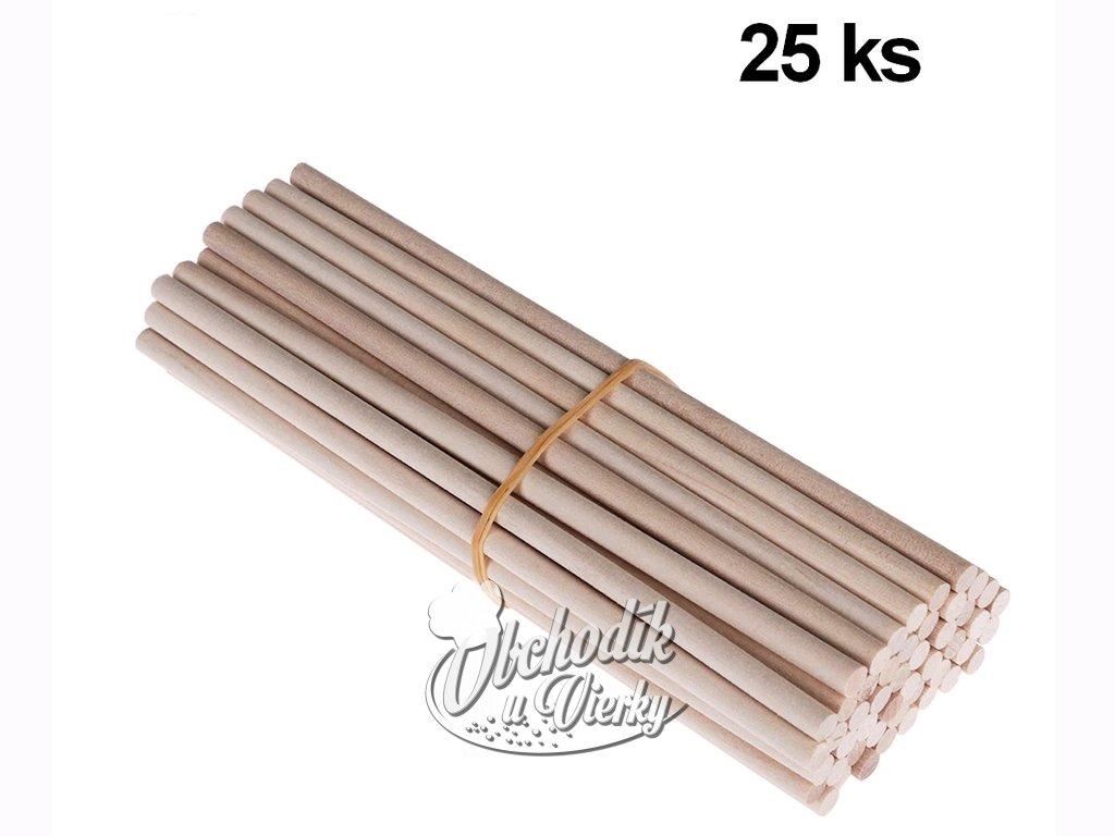 Premium hrubé špajdle 15 cm 25 ks 1