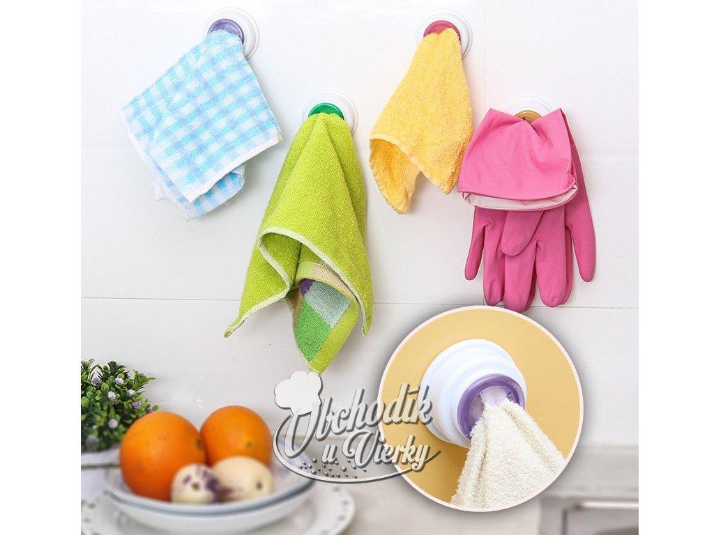 Držiak na kuchynský uterák 1